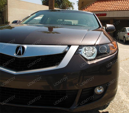 2010 Acura Mdx Technology Package For Sale: IJDMTOY Car Blog: Acura TSX LED High Beam Daylight Running